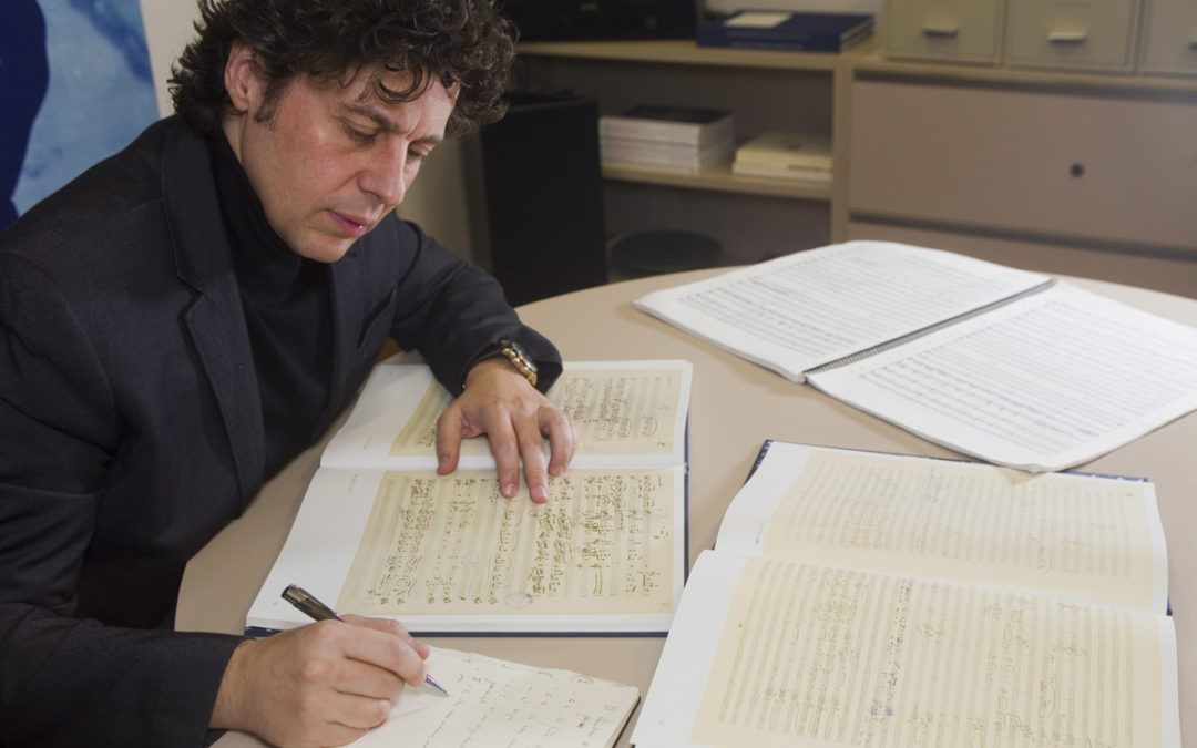 We interviewed Cristóbal Soler, professor of Conducting at CSM Galicia